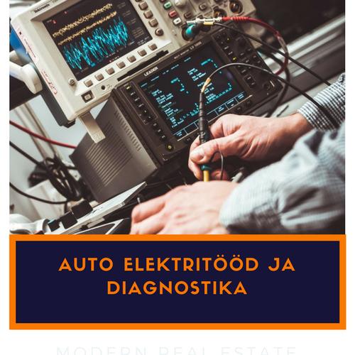 Diagnostika, Auto remont, hooldu, õlivahetus Hiiumaal Kärdlas Silwerner Auto OÜ